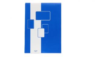 Blok notatnikowy Bantex A4/100 kratka