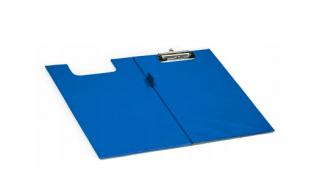 Clipboard Q-CONNECT teczka A4 niebieska