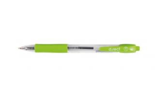 Długopis automatyczny d.rect 294 zielony Ball Pen