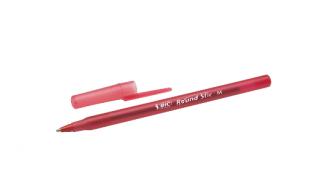 Długopis Bic Round Stick czerwony