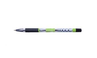 Długopis Q-CONNECT żelowo-fluidowy czarny