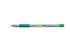 Długopis Q-CONNECT żelowo-fluidowy zielony