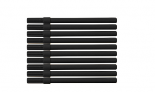 Flamaster biurowy Office Product 10szt. czarny