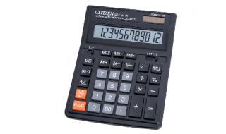 Kalkulator biurowy CITIZEN SDC-444S 12-cyfrowy