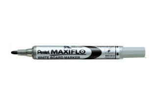 Marker do tablic Maxiflo Pentel czarny S czarny