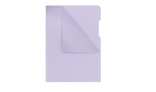 Obwoluta krystaliczna DONAU A4 fiolet