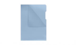 Obwoluta krystaliczna DONAU A4 niebieska