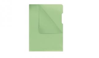 Obwoluta krystaliczna DONAU A4 zielona