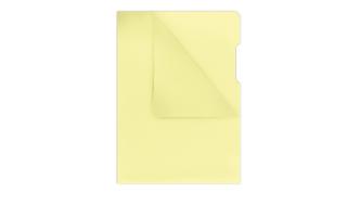 Obwoluta krystaliczna DONAU A4 żółta