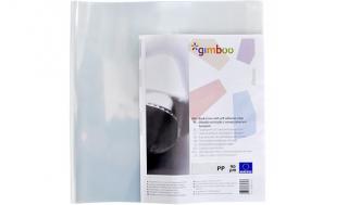 Okładka na książki GIMBOO z samoprzylepnym brzegiem 30,5x54cm