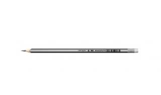 Ołówek drewniany z gumką KEYROAD