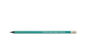Ołówek z gumką DONAU HB