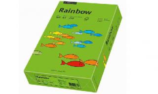 Papier kolorowy Rainbow ciemny zielony A4/250ark. 160g