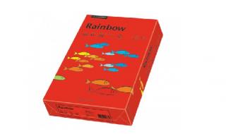 Papier kolorowy Rainbow czerwony A4/250ark. 160g