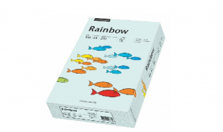 Papier kolorowy Rainbow jasny niebieski A4/250ark. 160g