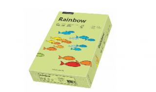 Papier kolorowy Rainbow jasny zielony A4/250ark. 160g
