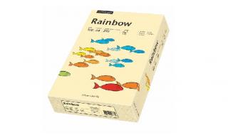 Papier kolorowy Rainbow kość słoniowa A4/250ark. 160g