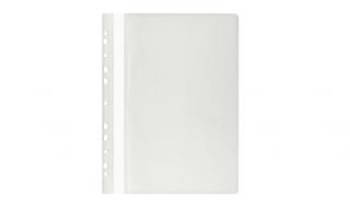 Skoroszyt Biurfol A4 miękki biały