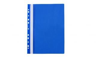 Skoroszyt Biurfol A4 miękki niebieski