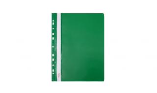 Skoroszyt Biurfol A4 miękki zielony