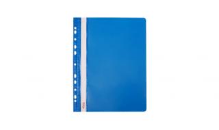 Skoroszyt Biurfol A4 twardy niebieski