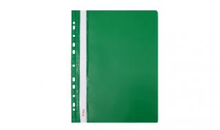 Skoroszyt Biurfol A4 twardy zielony