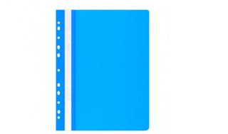 Skoroszyt OP A4 miękki wpinany niebieski
