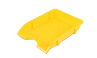 Szuflada na dokumenty DONAU A4 żółta
