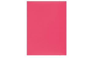 Teczka z gumką Barbara różowa