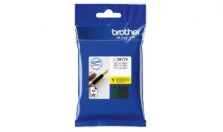 Tusz Brother LC3617 yellow [550str] oryginał