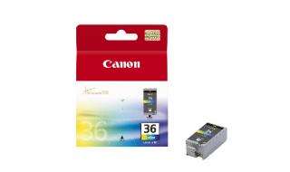 Tusz Canon CLI-36 color [250str] oryginał