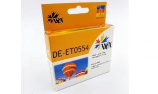 Tusz do Epson T0554 yellow zamiennik