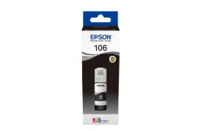 Tusz Epson 106 black [70ml] oryginał