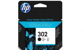 Tusz HP No 302 black [190str] oryginał