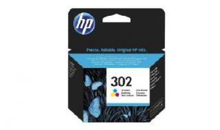 Tusz HP No 302 color [165str] oryginał