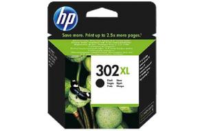 Tusz HP No 302XL black [480str] oryginał