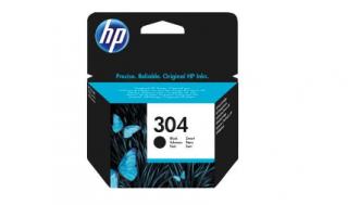 Tusz HP No 304 black [120str] oryginał
