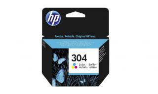 Tusz HP No 304 color [100str] oryginał