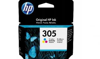 Tusz HP No 305 color [100str] oryginał
