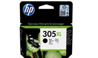Tusz HP No 305XL black [240str] oryginał