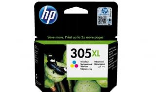 Tusz HP No 305XL color [200str] oryginał
