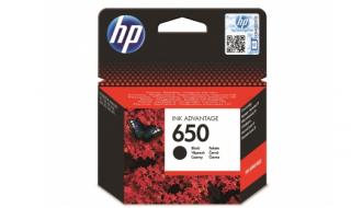 Tusz HP No 650 black [360str] oryginał
