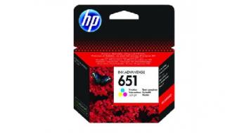 Tusz HP No 651 color [300str] oryginał