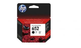 Tusz HP No 652 black [360str] oryginał