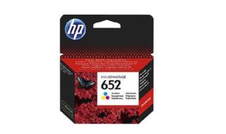 Tusz HP No 652 color [200str] oryginał