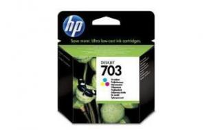 Tusz HP No 703 color [250str] oryginał