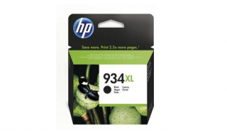 Tusz HP No 934XL black [1000str] oryginał