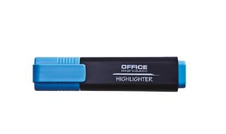 Zakreślacz fluorescencyjny OP niebieski