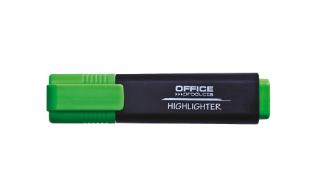Zakreślacz fluorescencyjny OP zielony