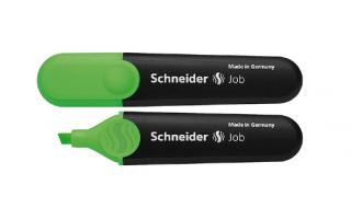 Zakreślacz SCHNEIDER Job zielony